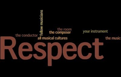 Instrumental music classroom poster, created in wordle. #music #classroom #poster #wordle