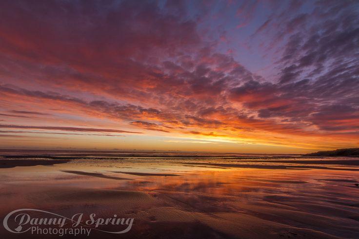 Stunning Spittal Sunrise. | by strangequark77