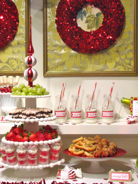 Christmas Party Presentation Ideas Part - 38: Great Food Presentation