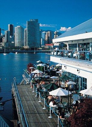 Al fresco: The abundance of fresh air stirs appetites and eating well is essential for Vancouverites