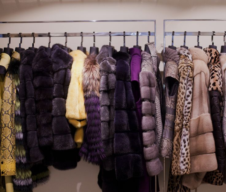 The most amazing fur and leather garments are waiting for you at ADAMOFUR stores #luxury #shopping #fur #furstyle