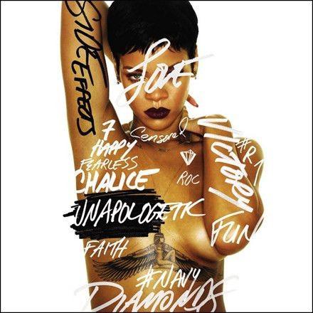 Rihanna - Unapologetic Vinyl 2LP April 7 2017 Pre-order