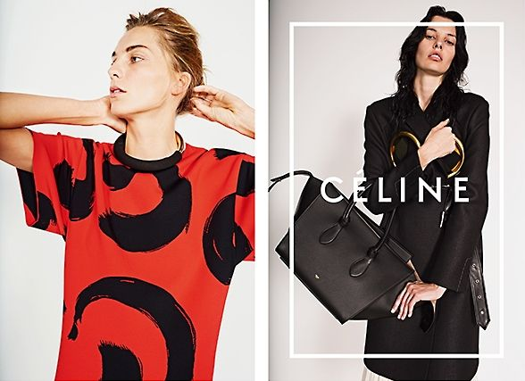See the Entire Céline Spring 2014 Ad Campaign