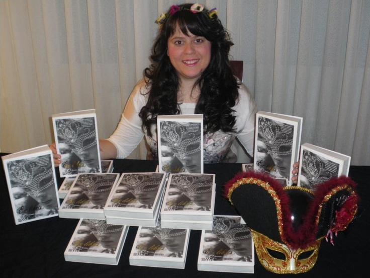 Sandra Andrés Belenguer en La Biblioteca Encantada 61