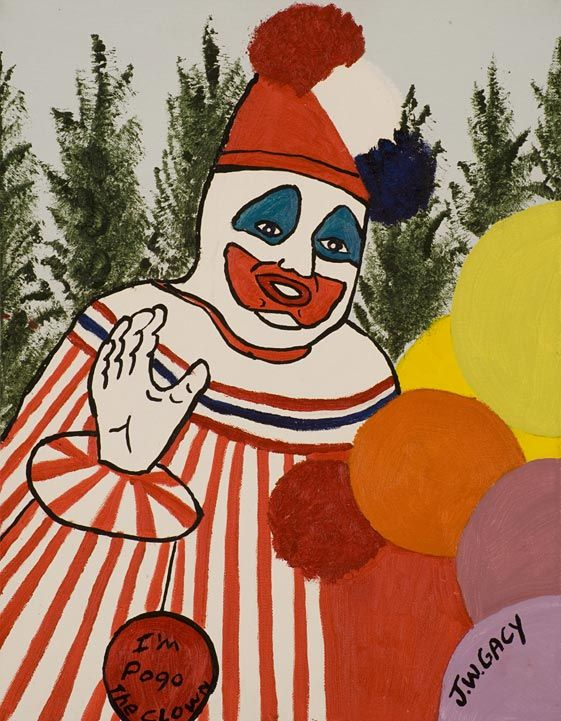 Gacy Painting For Sale