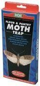 Springstar BioCare Flour & Pantry Moth Trap S203 by Springstar. $11.28. Lure attracts flour moths, meal moths, seed moths and most other food moths. Completely safe around food products. Each trap will work up to three months under normal conditions. Traps are disposable and extremely effective. Two pre-assembled non toxic traps captures the moths in your home that are contaminating flour, food, birdseed, and pet food. From the Manufacturer                Packag...