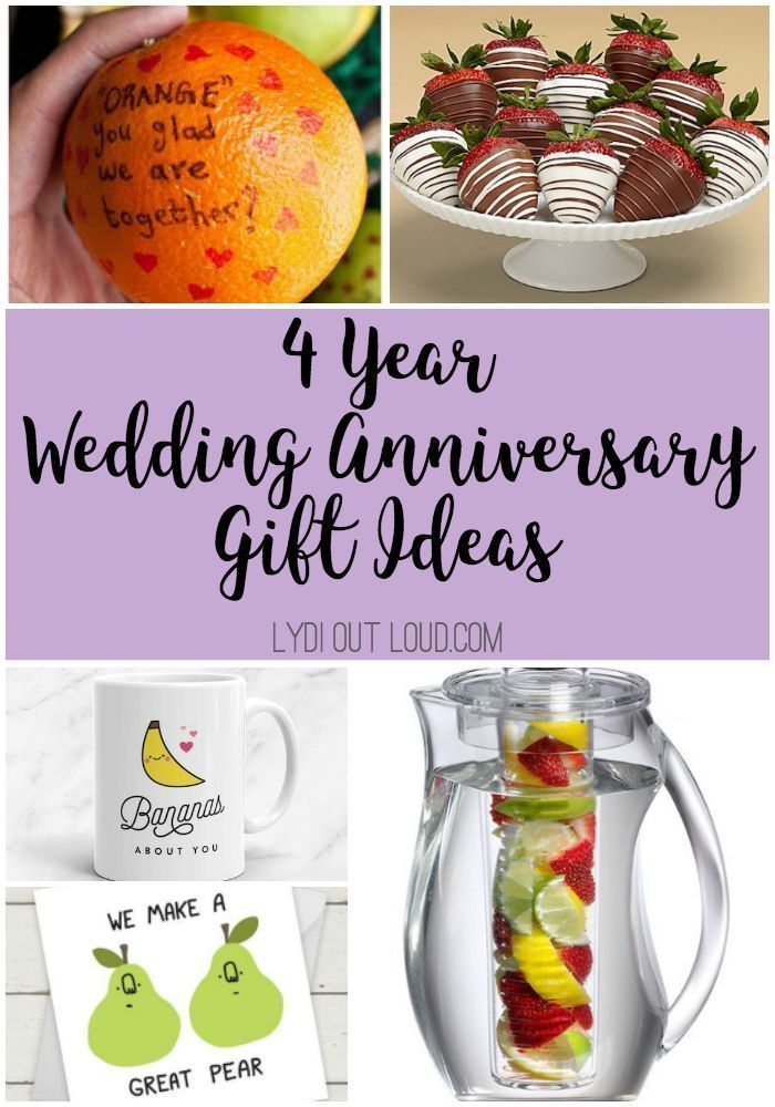 4 Year Anniversary Gifts For Women 4th Wedding Anniversary 4th Anniversary Gift