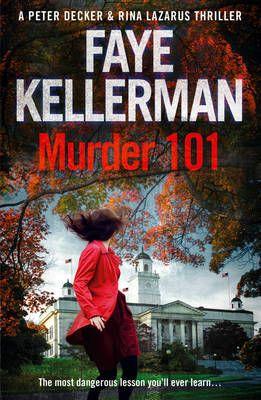 Murder 101, by Faye Kellerman