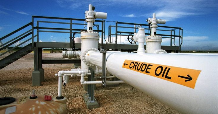 Crude oil futures closed higher in the domestic market on Thursday on reports of a surprise buildup in U.S. inventories.