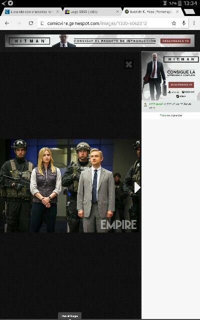 Martin Freeman As Everett Ross In Civil War Marvel