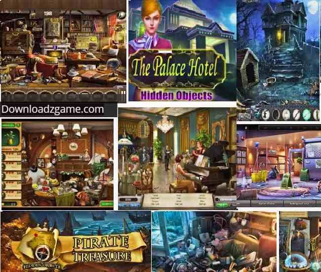 Download Hidden Object Games These Games Are Full Of Treasures And Adventures Best Challenging Hi Hidden Object Games Hidden Object Games Free Download Games