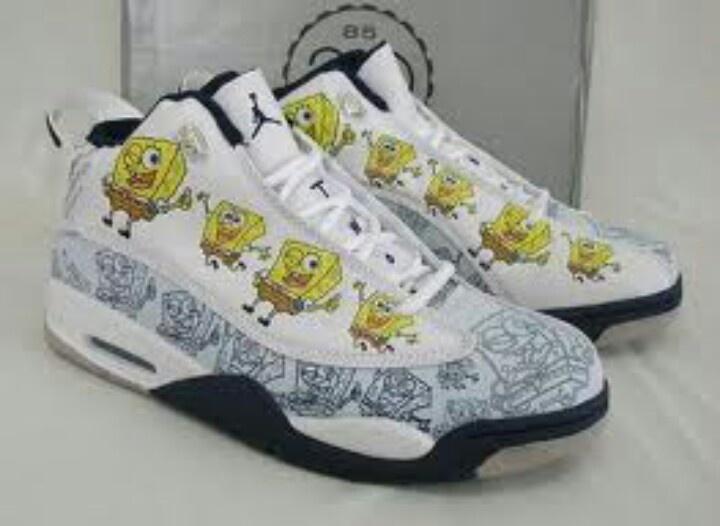 Spongebob Jordan's