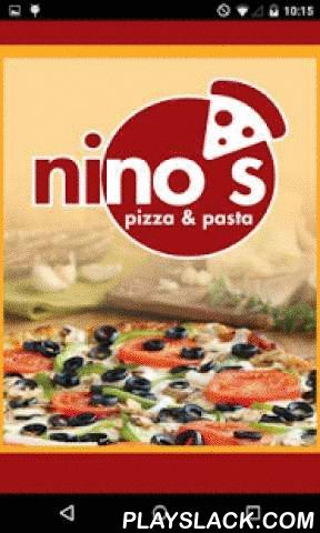 Nino's  Android App - playslack.com , The official mobile app for Nino's Pizza is now here, bringing you the ability to order from all, YES ALL Nino's Pizza locations. Ordering from Nino's Pizza is as easy as eating a Pizza! With this app you can track your loyalty points, view your coupons, pay with your gift card and order your favorite food online. Features: • Easily find the nearest location and get directions. • Track your loyalty points. • Register and use your gift cards. • Directly…