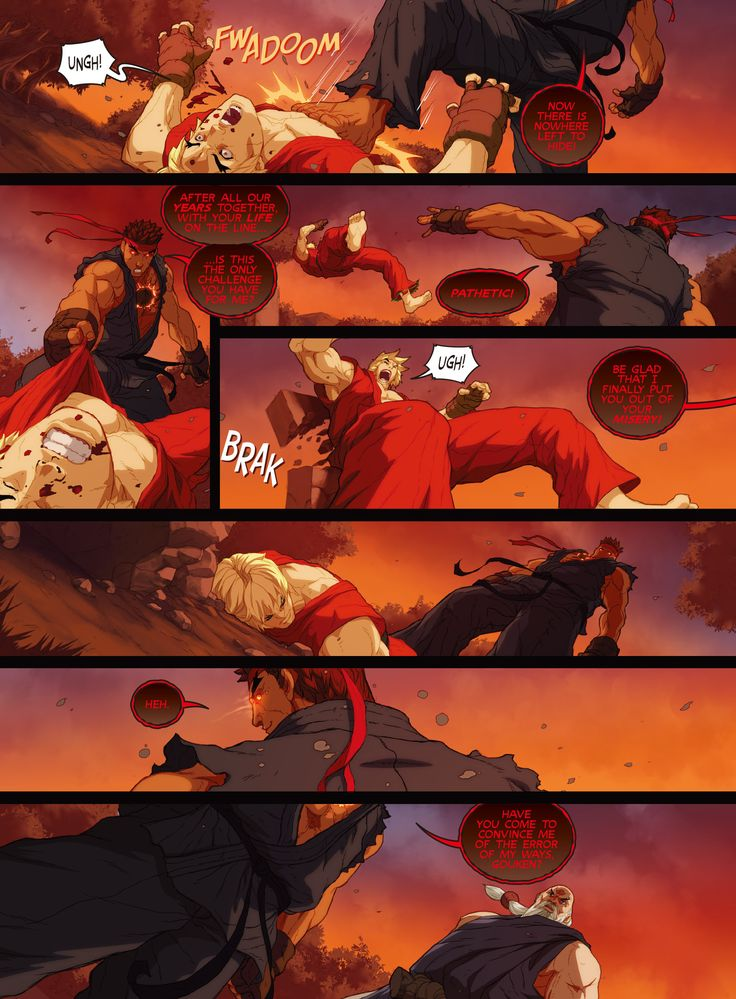 Street Fighter Unlimited (2015) 2 Page 11