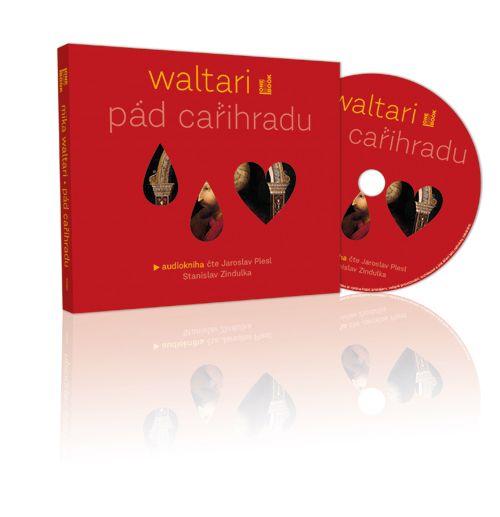 Vychádza audiokniha Mika Waltariho Pád Cařihradu
