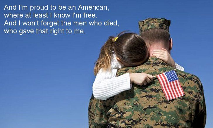 Thank You to All Those Who Serve!
