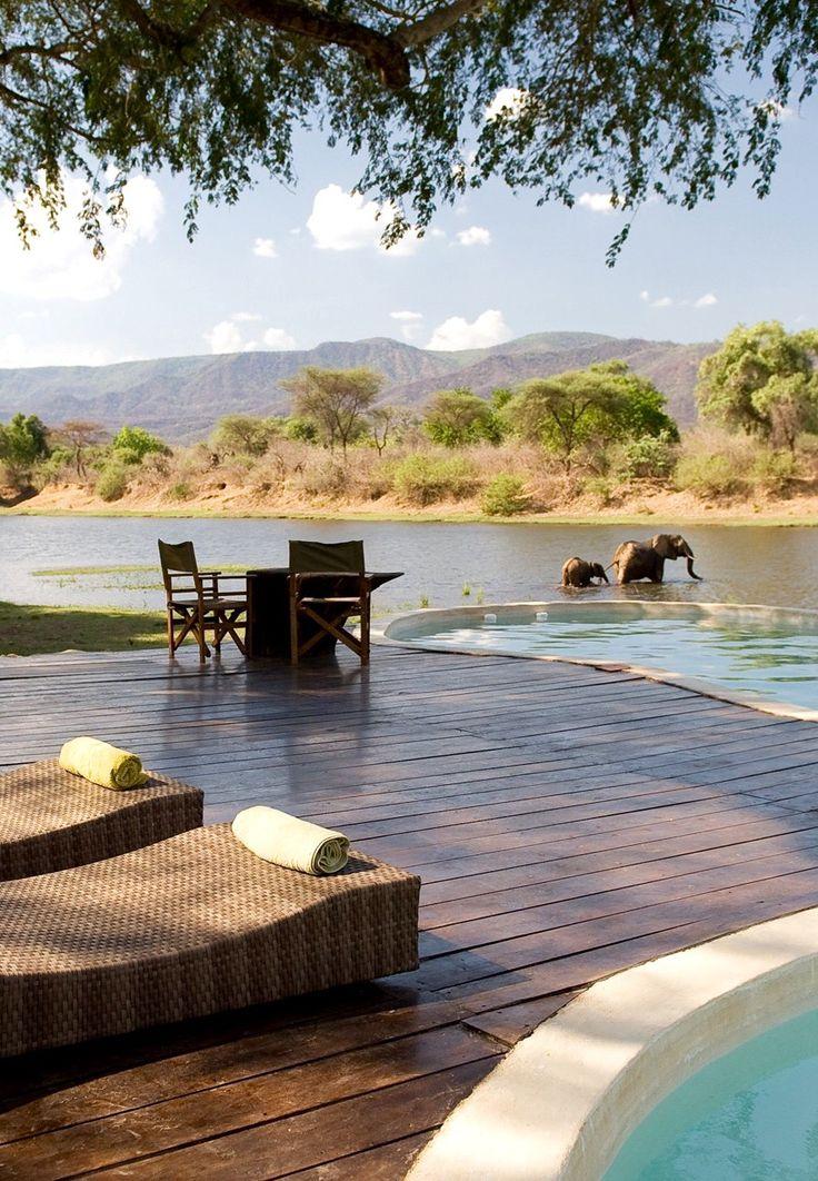 Chongwe River House - Lower Zambezi National Park, Zambia