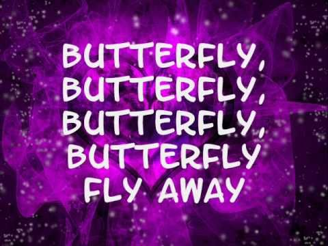 Butterfly Fly Away - Hannah Montana [Official Video] - YouTube