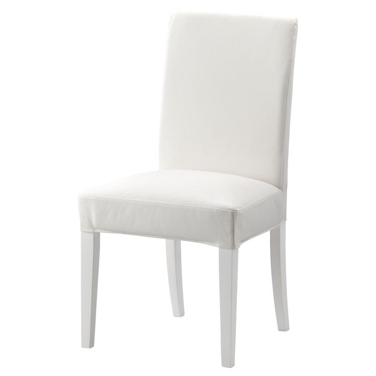 IKEA - HENRIKSDAL, Silla, Nolhaga beige claro, -, , Las patas de la silla son de madera maciza, un material natural muy resistente.La funda lavable para la estructura de silla HENRIKSDAL es fácil de poner y de quitar.Gracias al respaldo alto y al asiento con acolchado de poliéster, resulta muy cómodo.