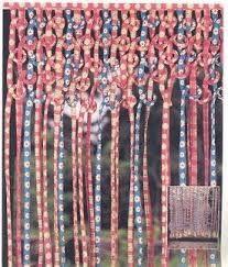 patrones cortinas para puertas crochet gratis - Google Search