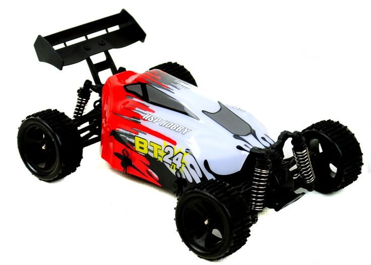 BT24 1/24 Scale Electric RC Buggy 2.4GHz RTR