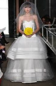 Carolina Herrera - Ball Gown - Blow Out Sales Event by @Kathy Akins Events Athens - Wedding Planning  Find more here http://www.weddingtales.gr/index.php?id=1372