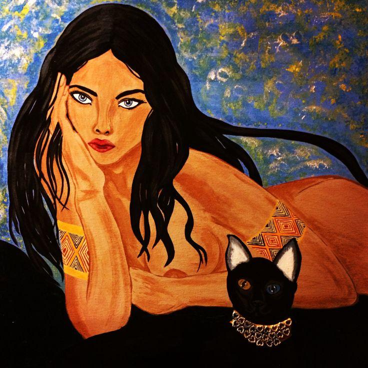 Cat-woman