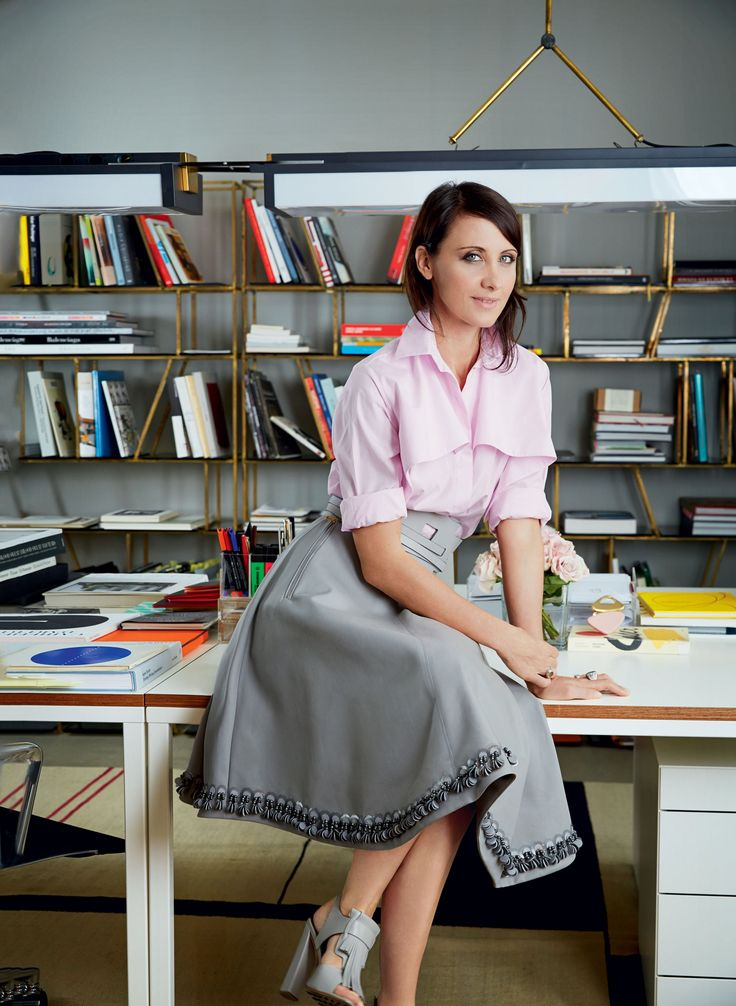 Alessandra Facchinetti, Creative Director of Tod's, Steps Down