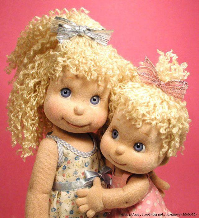 18 (640x700, 234Kb) Russland Puppenkunst