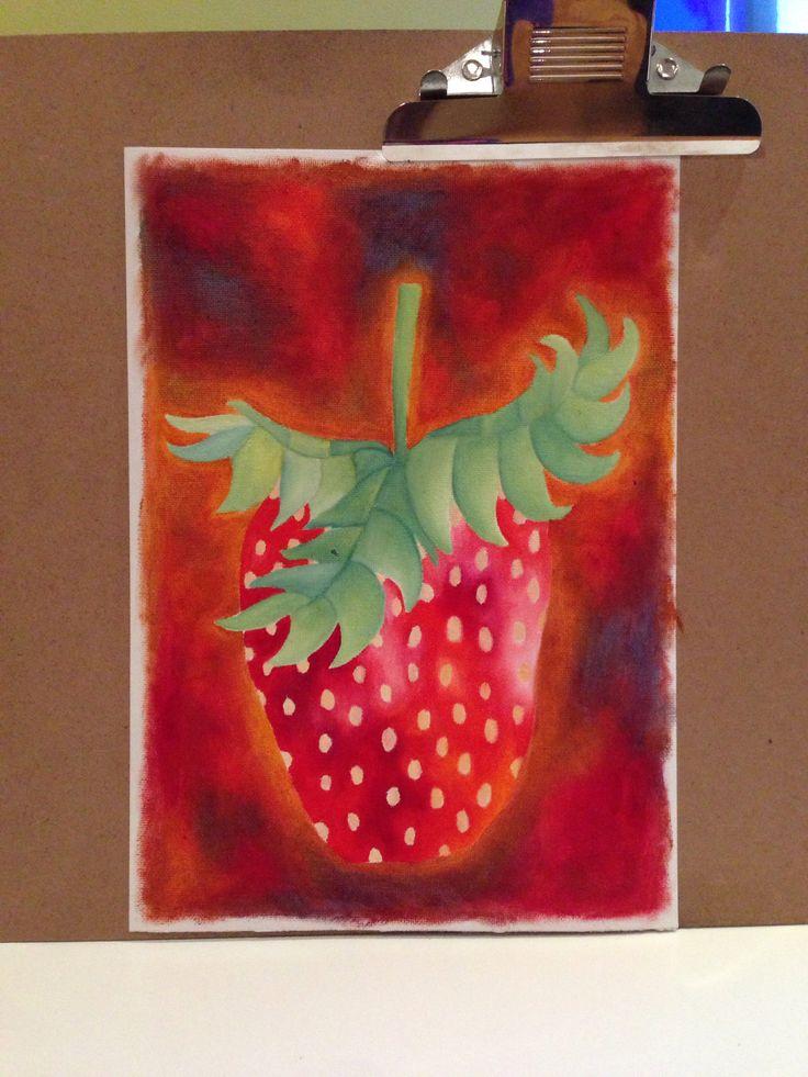 Strawberry  L. Arjona