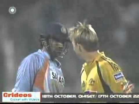 Zaheer Khan vs Brett Lee !!