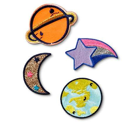 Kids' Science Patches