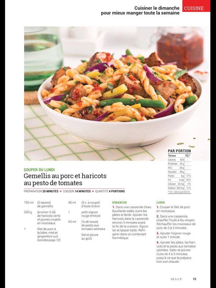 «Cuisiner le dimanche pour mieux manger toute la semaine» de Gabrielle, Août-sept. 2017. Lisez-le sur l'appli Texture, qui vous donne accès à plus de 200 magazines de grande qualité.
