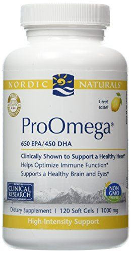 Nordic Naturals - ProOmega (Lemon) 1000 mg- 120ct >>> You can get additional details at the image link.