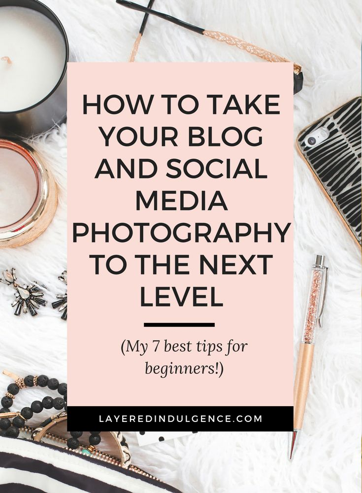 Whether you have a Canon, Nikon, or iPhone, learn how to take gorgeous photos for your blog and social media. These photography tips and ideas are perfect for beginners and for bloggers who want to take their photography to the next level! Click through to read the post now and make sure you save this pin for your friends to read too!