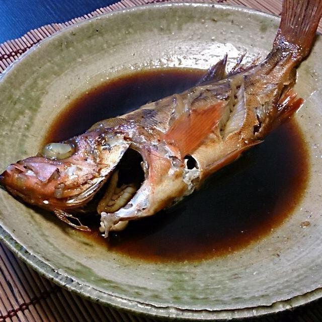 たくさんのいいね!とリスナップありがとうございます!! - 79件のもぐもぐ - メバルの煮付け 焼き豆腐も一緒に煮ようと思ってたのに忘れた…。 by akemi