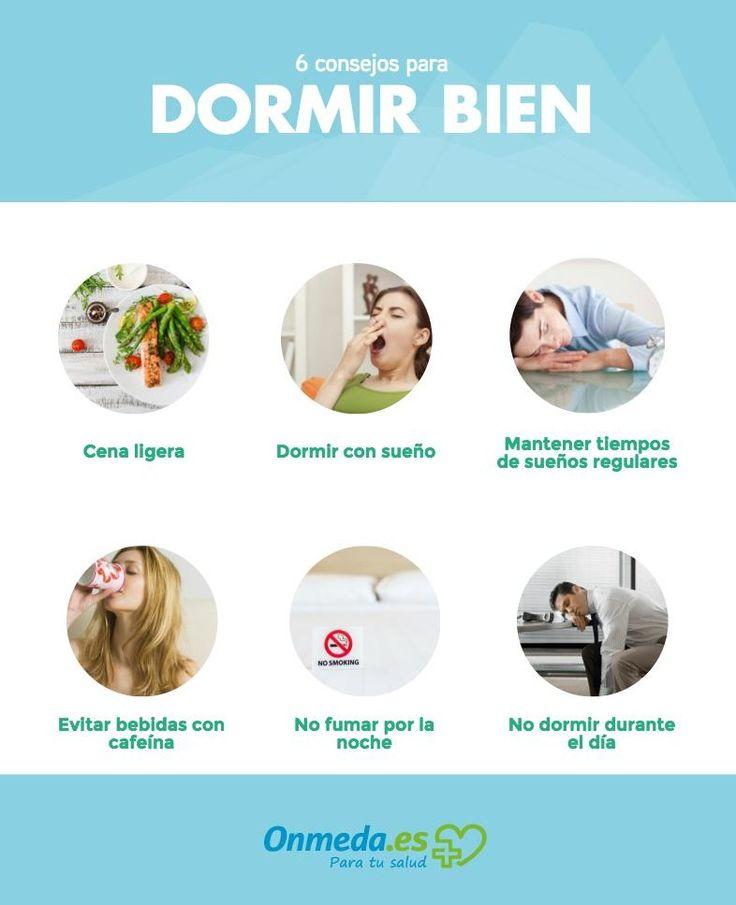 Toma nota y dulces sueños #dormir #consejos #ideas #salud #healthy #dormirbien# comodormir