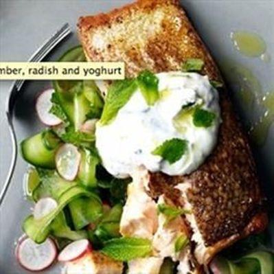 ... Salmon Says on Pinterest   Salmon, Glazed Salmon and Grilled Salmon