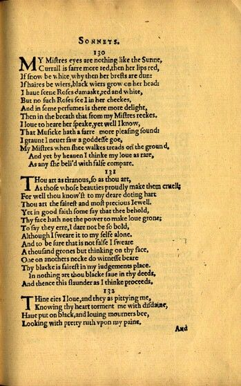 shakespeare s sonnet 160 Play shakespeare quizzes on sporcle, the world's largest quiz community there's a shakespeare quiz for everyone - page 2.
