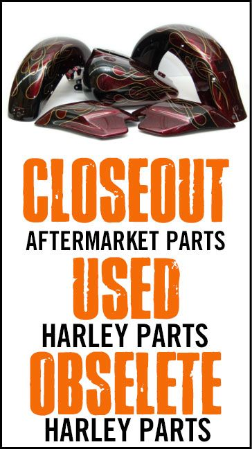 Used Motorcycle Parts, Used Parts items in Harley-Davidson store on eBay!