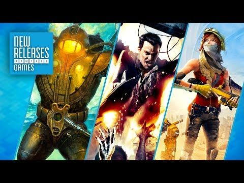ReCore, BioShock: The Collection, Dead Rising Triple Pack - New Releases