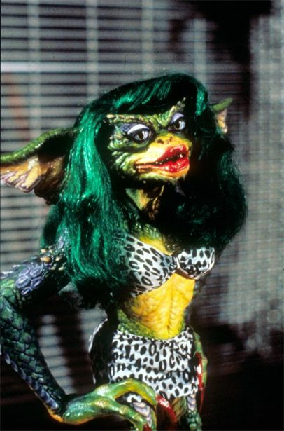 "Greta ""Gremlins 2: The New Batch"" (1990)"