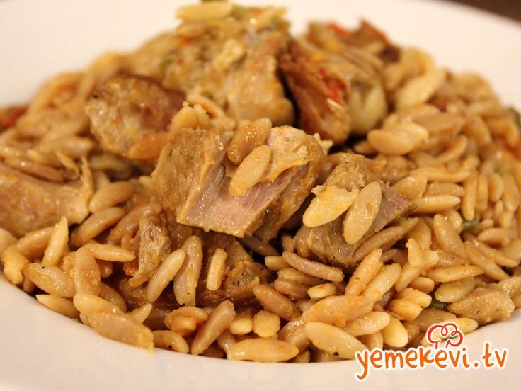 Ankara Tava Yemeği l Turkish Cuisine #turkishcuisine, www.yemekevi.tv, www.facebook.com/YemekeviTV, www.twitter.com/yemekevitv, www.youtube.com/user/fvayni