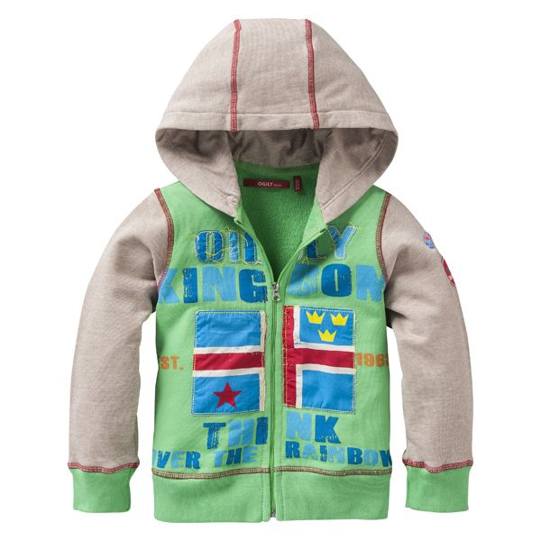- Yeşil Hunk Hoodie @Renklizebra.com.com