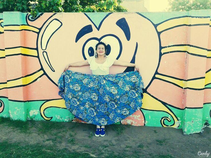 Mural corazón♥