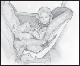 Rear-facing. HealthyChildren.org - Car Seats: Information for Families for 2013 #carseatsafety
