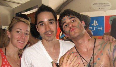 Chuck/Darren