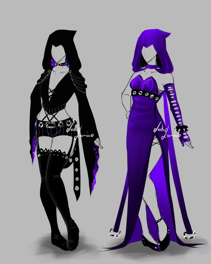 Outfit design - 116 -117 - closed by LotusLumino on ...