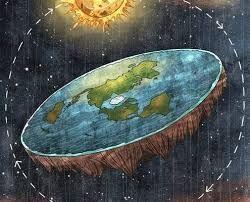 Conspiracy Feeds: ΠΑΛΑΙΑ ΔΙΑΘΗΚΗ: Η ΓΗ είναι 5508 ετών, είναι επίπεδ...