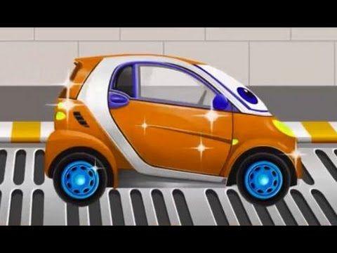 Развивающие мультики про машинки для детей в автомастреской: мойка и ремонт машин машин. #мультики про машинки #мультфильм #деткам #машинки #гонки #развивающий мультфильм #пожарная машина #игрушки #eggs #surpriseeggs #мультик #cartoons #машаимедведь #games